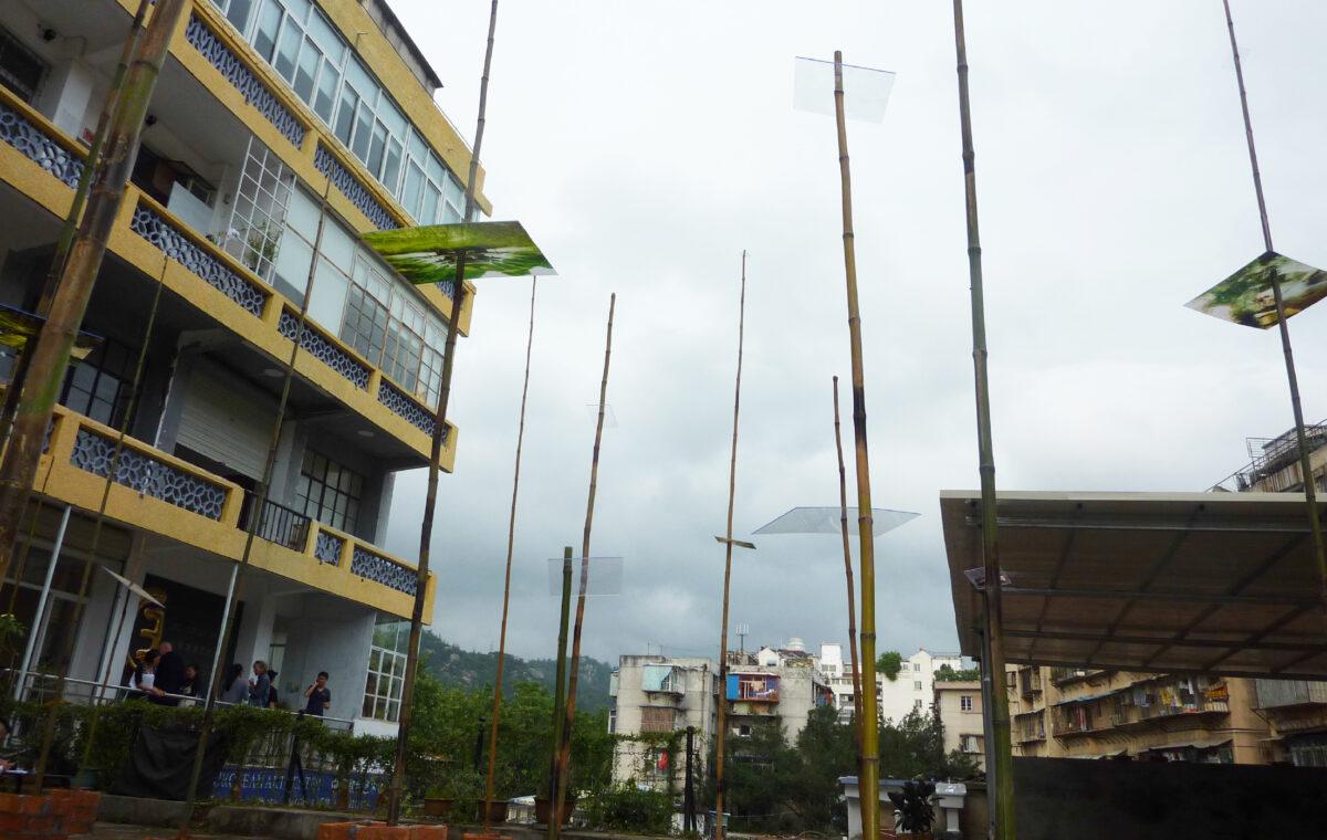 CEAC Terrace Exhibition